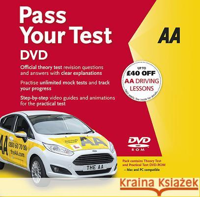 Pass Your Test  AA Publishing 9780749578398