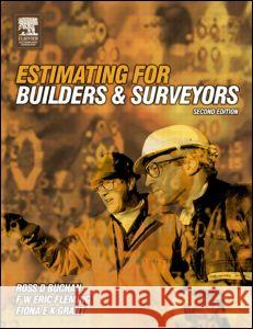 Estimating for Builders and Surveyors R D Buchan 9780750642712