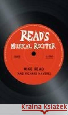 Read's Musical Reciter Richard Havers 9780750938891