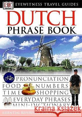 Dutch Phrase Book   9780751321593