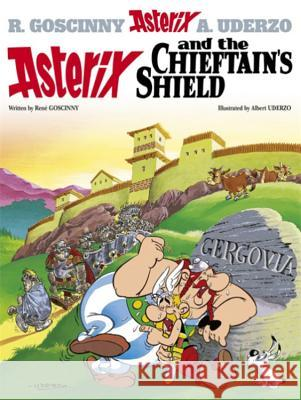 Asterix and the Chieftain's Shield Rene Goscinny 9780752866246