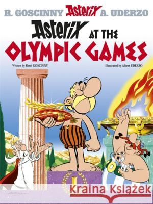 Asterix at the Olympic Games Rene Goscinny 9780752866260