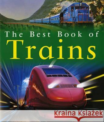 My Best Book of Trains Richard Balkwill 9780753461716