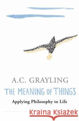 Meaning of Things A C Grayling 9780753813591 0
