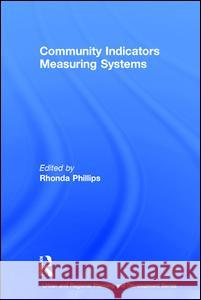 Community Indicators Measuring Systems  9780754640059