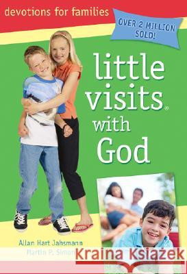 Little Visits with God Allan Hart Jahsmann Martin P. Simon Deborah White 9780758608475