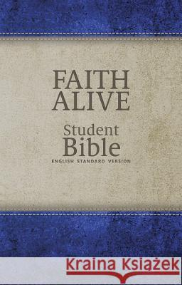Faith Alive Student Bible-ESV Concordia Publishing House 9780758651082