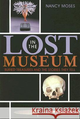 Lost in the Museum : Buried Treasures and the Stories They Tell Nancy Moses 9780759110700