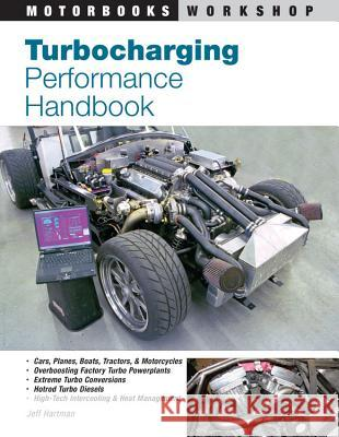 Turbocharging Performance Handbook Jeff Hartman 9780760328057
