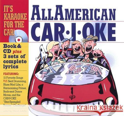 All-American Car-I-Oke [With CD] David Schiller 9780761130680