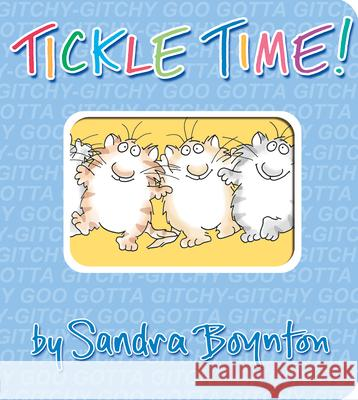 Tickle Time! Sandra Boynton 9780761168836