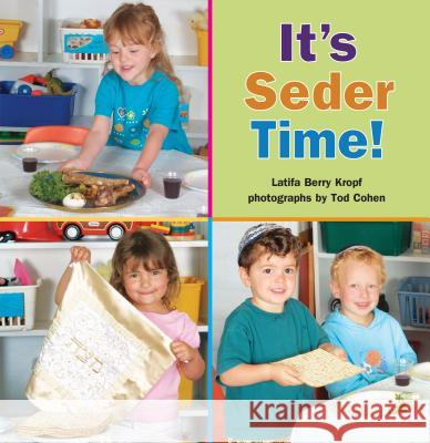 It's Seder Time! Latifa Berry Kropf 9780761383086