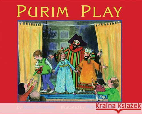 Purim Play Roni Schotter Marilyn Hafner 9780761458005