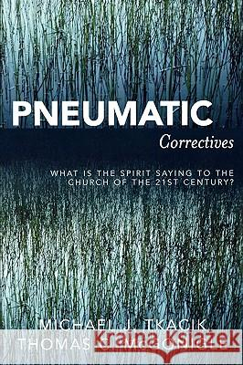 Pneumatic Correctives: What Is the Spirit Saying to the Church of the 21st Century? Michael J. Tkacik Thomas C. McGonigle 9780761835691