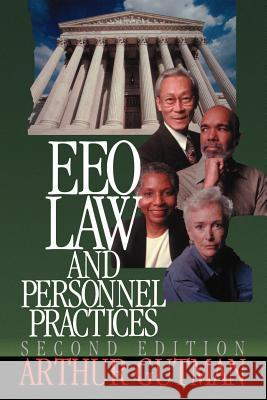 Eeo Law and Personnel Practices Arthur Gutman 9780761918950