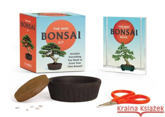 The Mini Bonsai Kit [With Other]   9780762409747