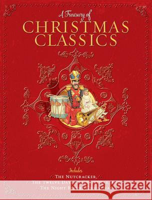A Treasury of Christmas Classics Running Press 9780762454952 Running Press Kids