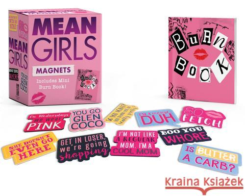 Mean Girls Magnets Running Press 9780762494095