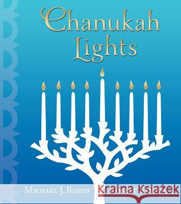Chanukah Lights Pop-Up Michael J. Rosen Robert Sabuda 9780763655334