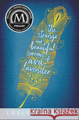 The Strange and Beautiful Sorrows of Ava Lavender Leslye Walton 9780763665661