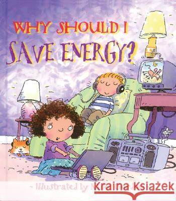 Why Should I Save Energy? Jen Green Wendy                                    Mike Gordon 9780764131561