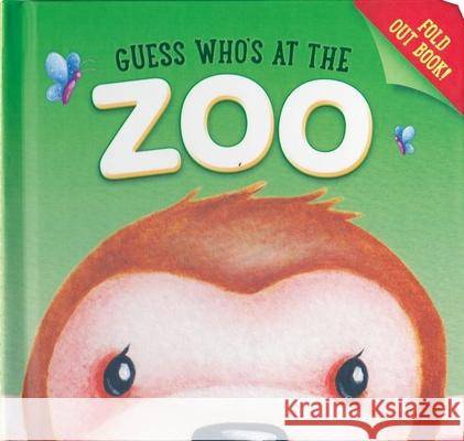Guess Who's at the Zoo Sarah Mumme Janet Samuel 9780764168017