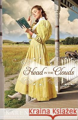 Head in the Clouds Karen Witemeyer 9780764207563 Bethany House Publishers