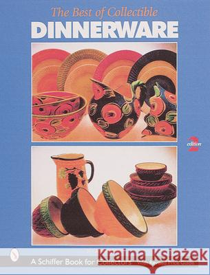 Best of Collectable Dinnerware Jo Cunningham 9780764308178