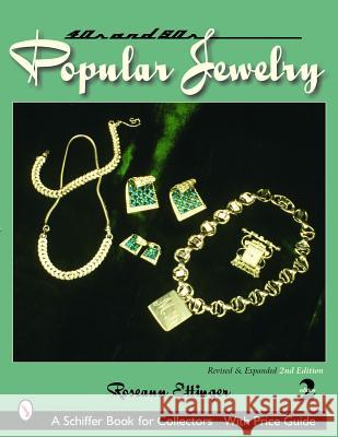 40s and 50s Popular Jewelry Roseann Ettinger 9780764318191
