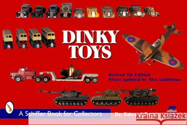 Dinky Toys Dr Edward Force 9780764333194
