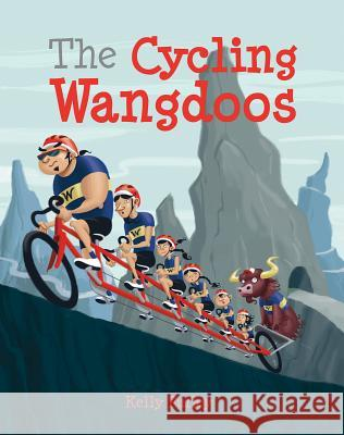 The Cycling Wangdoos Kelly Pulley 9780764354069