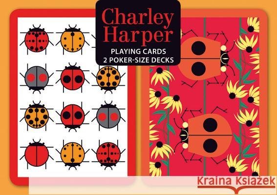 Charley Harper Poker Playing Cards Charley Harper 9780764960215