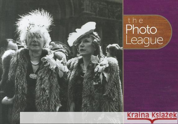 The Photo League: A Book of Postcards   9780764961175