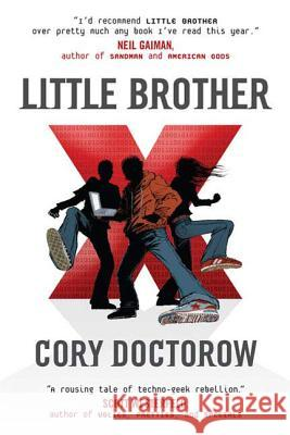 Little Brother Cory Doctorow 9780765319852