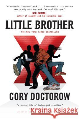 Little Brother Cory Doctorow 9780765323118