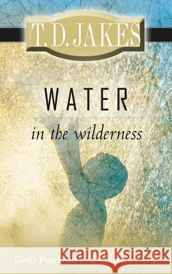 Water in the Wilderness: God's Provision for Our Every Need Td Jakes 9780768426458