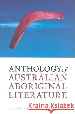 Anthology of Australian Aboriginal Literature Anita Heiss Peter Minter 9780773534599