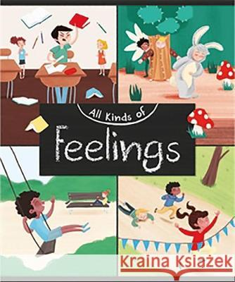 All Kinds of Feelings Judith Heneghan Ayesha Rubio 9780778768036