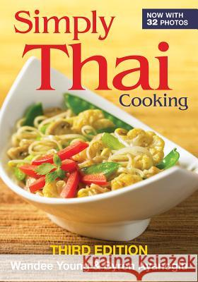 Simply Thai Cooking Wandee Young Byron Ayanoglu 9780778802822