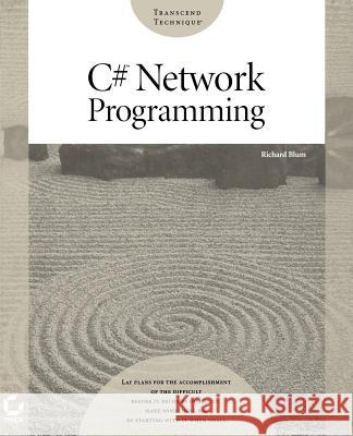 C# Network Programming Richard Blum 9780782141764