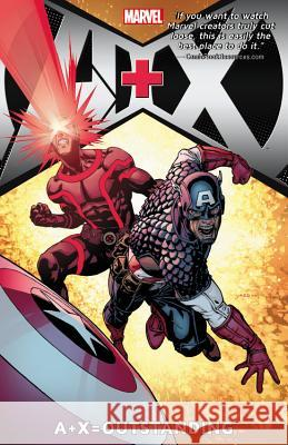 A + X = Outstanding, Volume 3 Marvel Comics 9780785190110