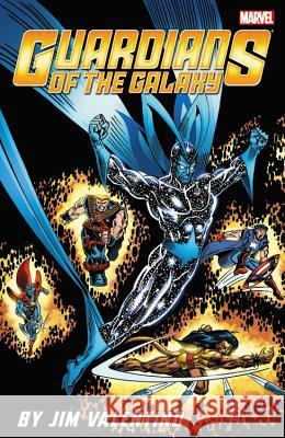 Guardians of the Galaxy, Volume 3 Marvel Comics 9780785198123