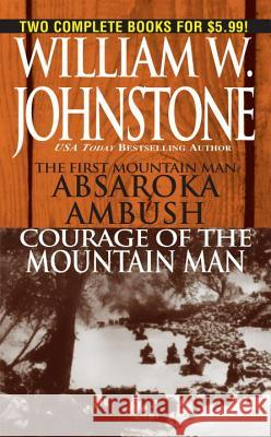 The First Mountain Man Number 1 Johnstone GraphicAudio CD