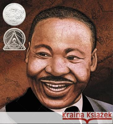 Martin's Big Words: The Life of Dr. Martin Luther King, Jr. Doreen Rappaport Brian Collier 9780786807147