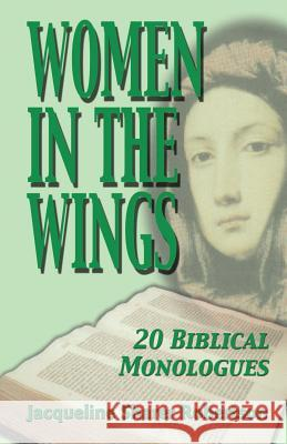 Women in the Wings Jacqueline Sharer Robertson 9780788023873