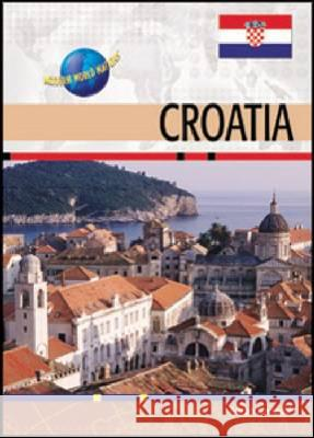 Croatia Zoran Pavlovic Charles F. Gritzner 9780791072103 Chelsea House Publications
