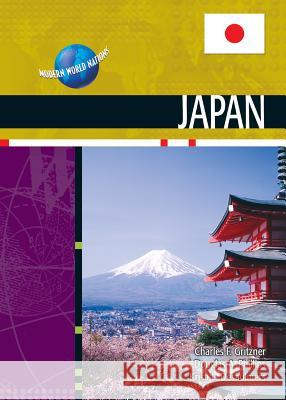 Japan Charles F. Gritzner 9780791072394 Chelsea House Publications