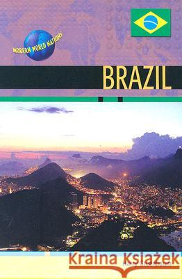 Brazil Harry Greenbaum Charles F. Gritzner 9780791072400 Chelsea House Publications