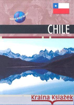 Chile Richard A. Crooker Charles F. Gritzner 9780791079126