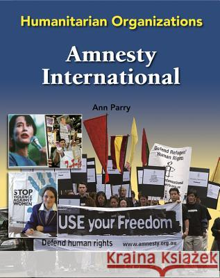 Amnesty International Ann Parry 9780791088135